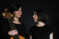 Duet The Voice of the Viol (foto: The Voice of the Viol)